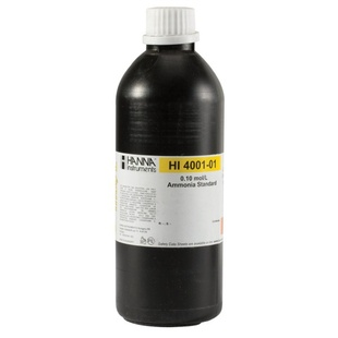 ISE standardní roztok 0,1 mol/l NH3, 500 ml