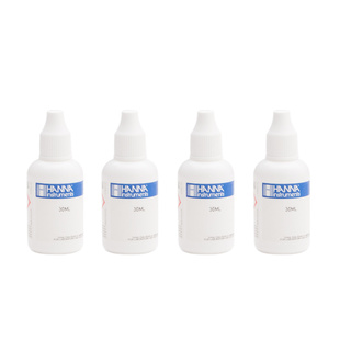 Roztok elektrolytu 2 M NH4Cl, 4 x 30 ml