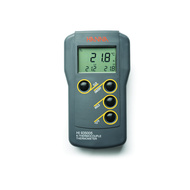 K-type thermocouple thermometer; Rozsah:  -50.0 - 199.9°C a 200 - 1350°C